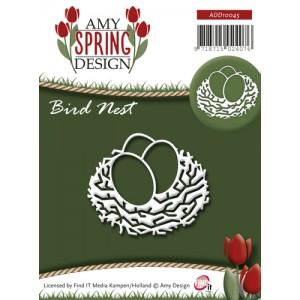 Find It Trading ADD10045 Amy Design Spring - Bird Nest