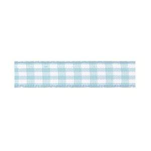 Текстилна панделка - VICHY - 10 - 602