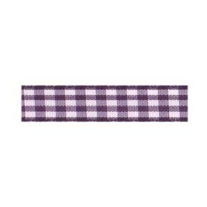 Текстилна панделка - VICHY - 10 - 710