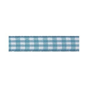 Текстилна панделка - VICHY - 10 - 612