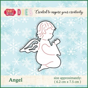 Craft and You CW009 - Angel