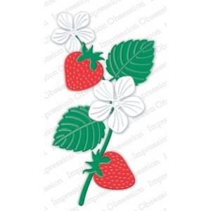 Impression Obsession DIE401-Y - Strawberry Set
