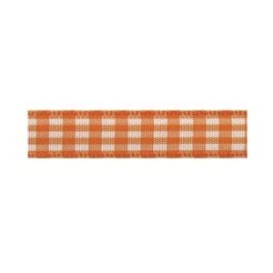 Текстилна панделка - VICHY - 10 - 620