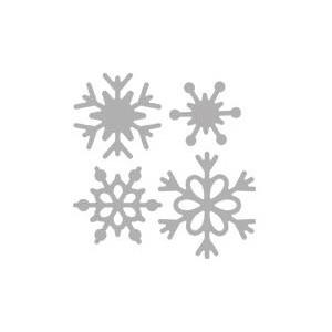 Rayher Hobby 60276000 - Small Snow-Flake