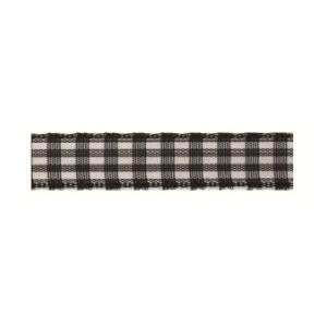Текстилна панделка - VICHY - 10 - 613