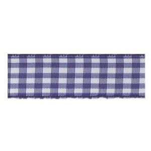 Текстилна панделка - VICHY - 15 - 614