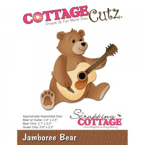 Cottage Cutz CC258 - Jamboree Bear