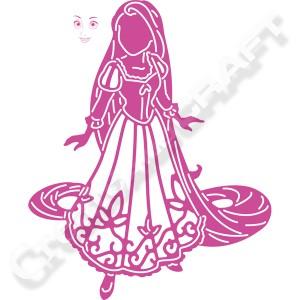 DisneyDL076 Princess - Dreamy Rapunzel