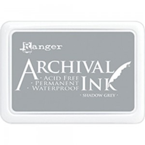 Archival Ink Pad AIP52517 - Shadow Grey