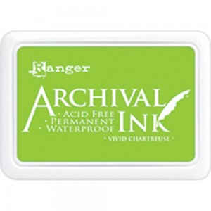 Archival Ink Pad AIP52531 - Vivid Chartreuse