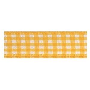 Текстилна панделка - VICHY - 15 - 705