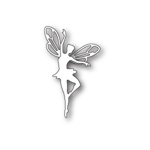 Poppystamps 1834 - Graceful Faerie