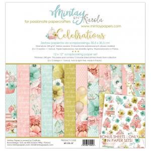 Mintay MT-CEL-07 12'x12' - Celebrations