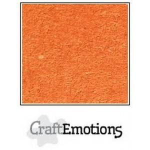 CraftEmotions 001232/0731 A4 Craft Paper - Clay Red