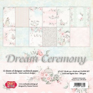 Craft and You CPS-DC30 12'x12' - Dream Ceremony