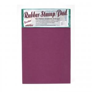 Darice 1103-05 11'x17' - Rubber Stamp Mat