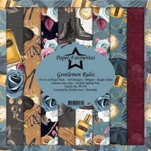 Dixi Craft PF158 6'x6' - Gentlemen Rules