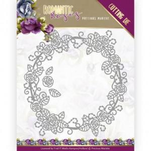 Find It Trading PM10195 - Precious Marieke Romantic Roses - Rose Circle