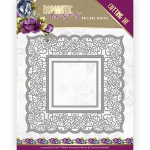 Find It Trading PM10194 - Precious Marieke Romantic Roses - Rose Frame