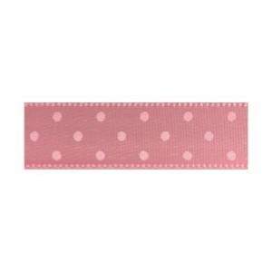 Текстилна панделка - Mini dots - 15 - 604