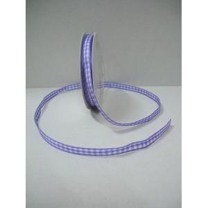 Текстилна панделка - VICHY - 06 - 610