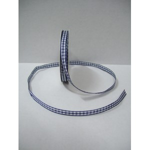 Текстилна панделка - VICHY - 06 - 10