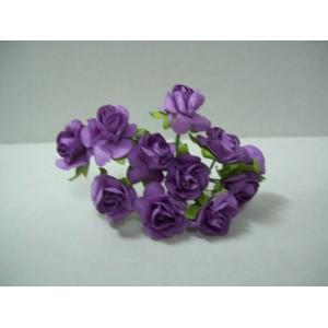 Хартиени розички - лилави