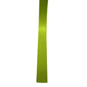 Зелена ябълка панделка сатен на ролка - 10мм
