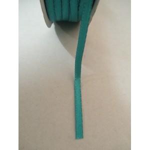 Тюркоаз панделка сатен на метър - 3мм