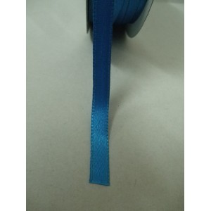 Кралско синя панделка сатен на метър - 7мм