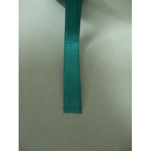 Тюркоаз панделка сатен на метър - 7мм