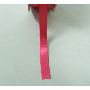 Цикламена панделка сатен на метър - 7мм