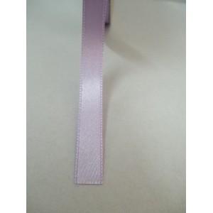 Светло лилава панделка сатен на метър - 10мм