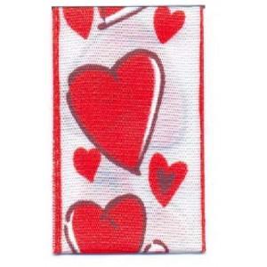 Текстилна панделка - For you - 40 - 601