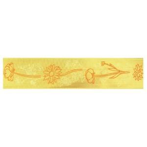Текстилна панделка - Fiori - 40 - 605