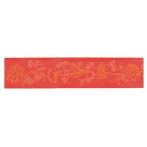 Текстилна панделка - Fiori - 40 - 609