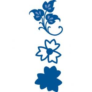 Marianne Design LR0133 - Класическо цвете 01