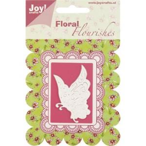 Joy crafts 6003/0006 - Пеперуда 01