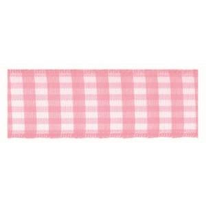 Текстилна панделка - VICHY - 25 - 604