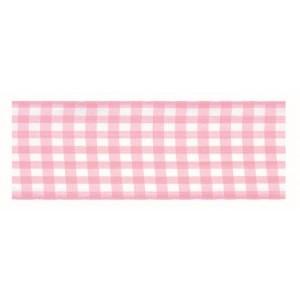 Текстилна панделка - Vichy - 40 - 604