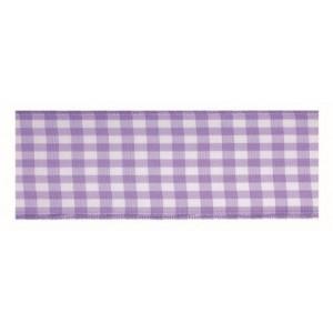 Текстилна панделка - Vichy - 40 - 610