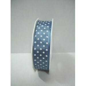 Текстилна панделка - Mini Stars - 25 - 224