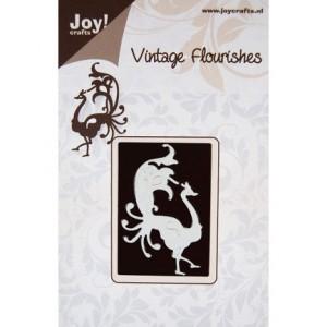 Joy crafts 6003/0019 - Паун