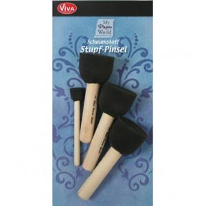 Viva 930000400 - Sponge Brushes