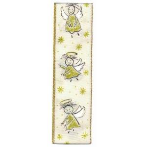 Текстилна панделка - Heaven - 40 - 104