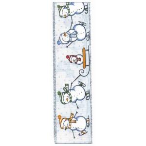 Текстилна панделка - On Ice - 40 - 710