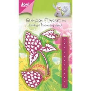 Joy crafts 6002/0181 - Хортензия 01
