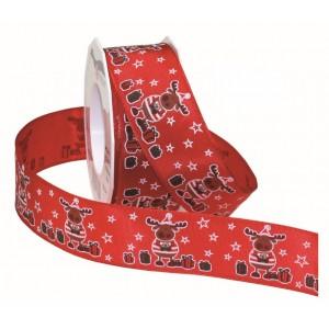 Текстилна панделка - Elch - 40 - 609