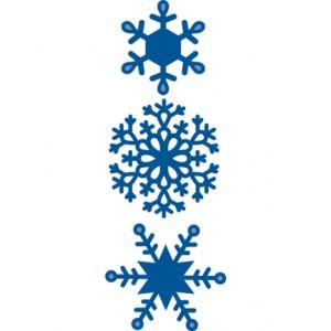 Marianne Design LR0125 - Финландска снежинка