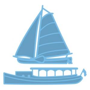 Marianne Design LR0199 - Яхта и кораб